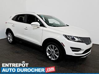 Used 2016 Lincoln MKC Select AWD NAVIGATION - A/C - Caméra de Recul for sale in Laval, QC
