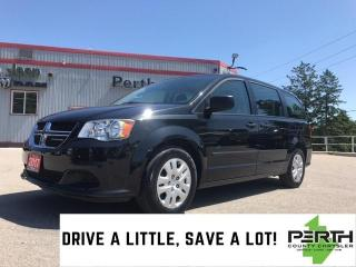 Used 2017 Dodge Grand Caravan SE | Rear AC | Power Heated Mirrors | 2nd Row Stow for sale in Mitchell, ON