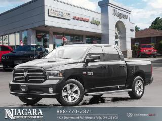 Used 2015 RAM 1500 Sport | LOCAL TRADE | LEATHER for sale in Niagara Falls, ON