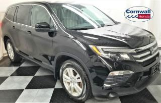 Used 2016 Honda Pilot One Owner, Back Up Camera for sale in Cornwall, ON