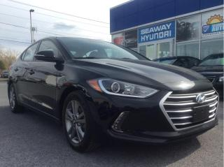 Used 2018 Hyundai Elantra GL Auto - Bluetooth - 3 Month Payment Deferral for sale in Cornwall, ON