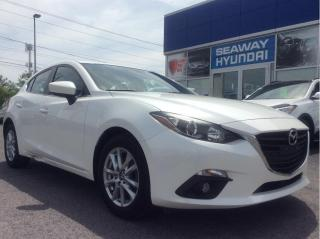 Used 2014 Mazda MAZDA3 GS-Sky - Local Trade - Heated Seats for sale in Cornwall, ON