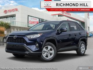 New 2020 Toyota RAV4 RAV4 FWD XLE for sale in Richmond Hill, ON