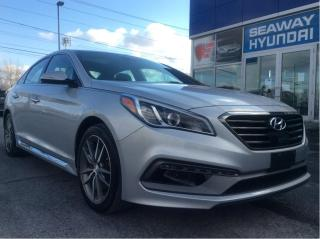 Used 2016 Hyundai Sonata Ultimate - Navigation - 3 Month Payment Deferral for sale in Cornwall, ON