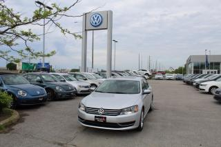 Used 2012 Volkswagen Passat 2.5L Auto Comfortline for sale in Whitby, ON