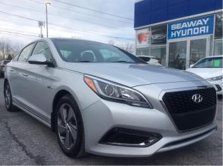 Used 2016 Hyundai Sonata Hybrid Limited - Navigation - 3 Month Payment Deferral for sale in Cornwall, ON
