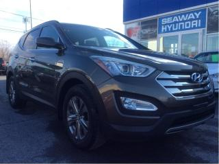 Used 2014 Hyundai Santa Fe Sport Trade-In - Heated Seats - 3 Month Payment Deferral for sale in Cornwall, ON