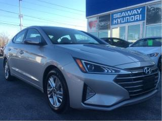Used 2020 Hyundai Elantra Preferred - Bluetooth - CarPlay - 3 Month Deferral for sale in Cornwall, ON