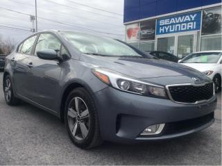 Used 2018 Kia Forte LX+ Auto - Local Trade for sale in Cornwall, ON