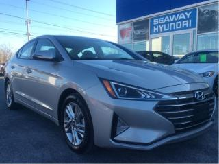 Used 2020 Hyundai Elantra Preferred - Bluetooth - Heated Steering Wheel for sale in Cornwall, ON