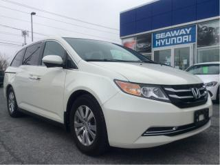 Used 2016 Honda Odyssey EX - DVD - Power Sliding Doors - Bluetooth for sale in Cornwall, ON