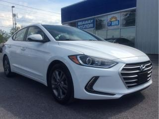 Used 2017 Hyundai Elantra GL - Bluetooth - Apple Car Play - Heated Seats for sale in Cornwall, ON