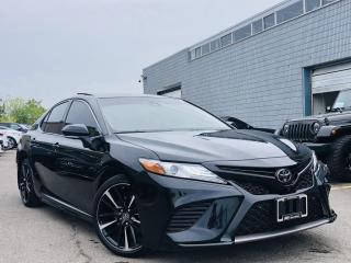 Used 2018 Toyota Camry |XSE|HUD|BIRD EYE VIEW|360 VIEW|LANE ASSIST|ADAPTIVE CRUISE! for sale in Brampton, ON