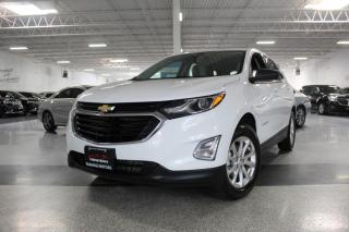 Used 2018 Chevrolet Equinox AWD I BIG SCREEN I REAR CAM I REMOTE START I HEATED SEATS for sale in Mississauga, ON