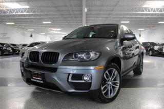 Used 2014 BMW X6 35i AWD I NAVIGATION I REAR CAM I SUNROOF I PUSH START for sale in Mississauga, ON