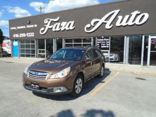 Used 2011 Subaru Outback 3.6R Limited for sale in Scarborough, ON