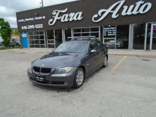 Used 2007 BMW 3 Series 328I RWD for sale in Scarborough, ON