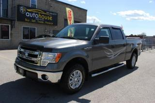 Used 2013 Ford F-150 8CYL,4WD,SuperCrew,157