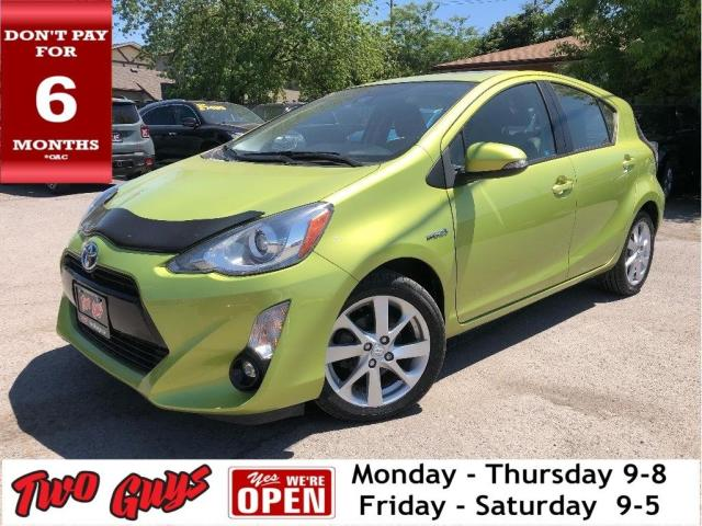 2016 Toyota Prius c Technology | New Tires | Nav | Sunroof | Local Tra
