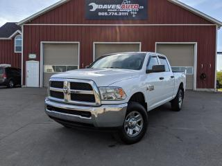 Used 2014 RAM 2500 GREAT SHAPE! LOW KMS! UNDERCOATED FAITHFULLY! Financing Available! for sale in Dunnville, ON