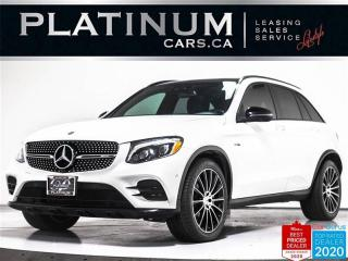 Used 2017 Mercedes-Benz GL-Class AMG GLC 43, NAV, PANO, BURMESTER, 360 CAM, 20 INCH for sale in Toronto, ON