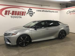 Used 2018 Toyota Camry XSE Auto, TOIT PANO for sale in St-Hubert, QC