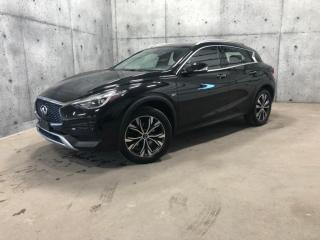 Used 2017 Infiniti QX30 AWD BLUETOOT SIEGES CHAUFFANT CAMERA DE RECUL for sale in St-Nicolas, QC