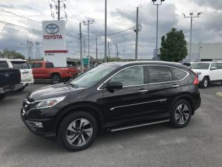 Used 2015 Honda CR-V AWD Touring, NAVIGATION for sale in St-Hubert, QC