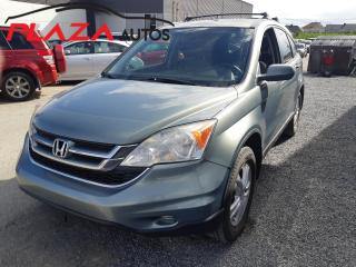 Used 2011 Honda CR-V 2WD 5DR EX for sale in Beauport, QC
