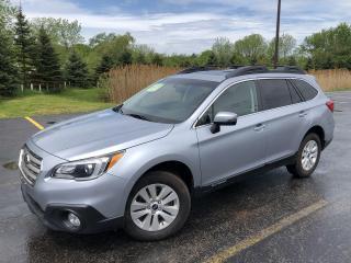Used 2017 Subaru Outback PREMIUM AWD for sale in Cayuga, ON
