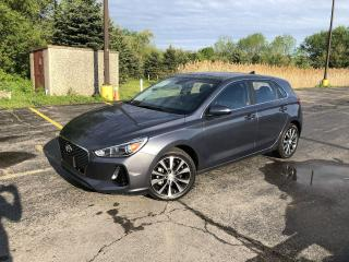 Used 2019 Hyundai Elantra GT LUXURY 2WD for sale in Cayuga, ON