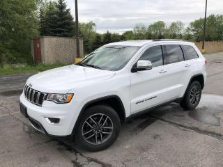 Used 2019 Jeep GR CHEROKEE LIMITED 4WD for sale in Cayuga, ON