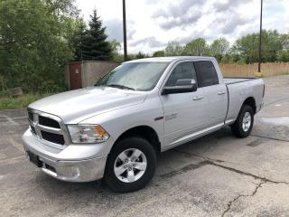 Used 2016 RAM 1500 SLT QUAD CAB 4X4 for sale in Cayuga, ON