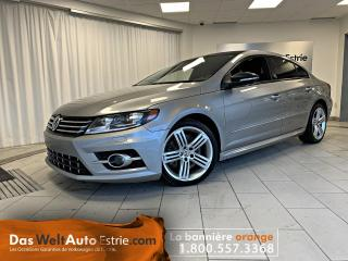 Used 2017 Volkswagen Passat CC 4Motion, Wolfsburg Edition, Automatique for sale in Sherbrooke, QC