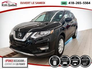 Used 2019 Nissan Rogue SV* AWD* TOIT PANO* SIEGES CHAUFFANTS* for sale in Québec, QC