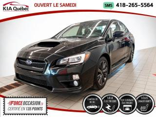 Used 2017 Subaru WRX SPORT* AWD* TOIT*  CAMERA* for sale in Québec, QC