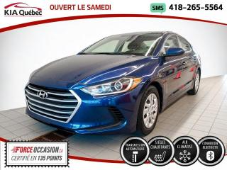 Used 2017 Hyundai Elantra LE* AUTOMATIQUE* A/C* SIEGES CHAUFFANTS* for sale in Québec, QC