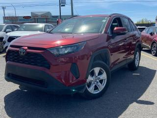Used 2019 Toyota RAV4 LE AWD for sale in St-Jean-Sur-Richelieu, QC
