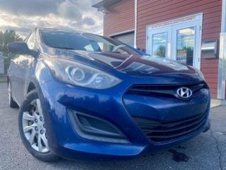 Used 2013 Hyundai Elantra GT Voiture à hayon, 5 p, GT for sale in Drummondville, QC