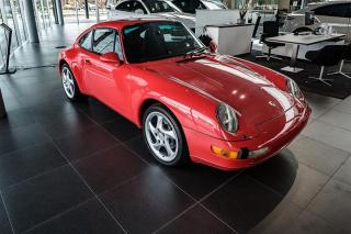 Used 1995 Porsche 911 Carrera 2 Coupe for sale in Langley City, BC