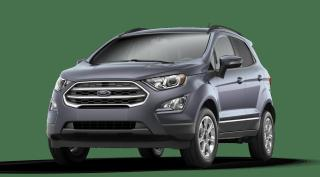 New 2020 Ford EcoSport SE for sale in Thornhill, ON