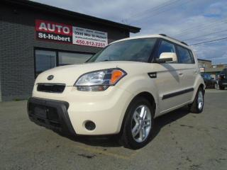 Used 2010 Kia Soul 2U for sale in St-Hubert, QC