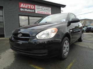 Used 2008 Hyundai Accent for sale in St-Hubert, QC