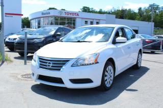 Used 2014 Nissan Sentra Berline 4 portes, CVT SV for sale in Shawinigan, QC