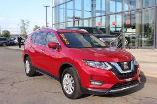 Used 2017 Nissan Rogue SV TECH AWD TOIT*GPS-CAMÉRAS*MAIN LIBRE for sale in Lévis, QC