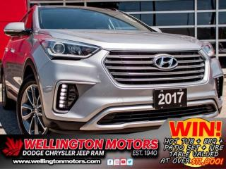 Used 2017 Hyundai Santa Fe XL Luxury >> Incl. Winter Tires On Rims !! for sale in Guelph, ON