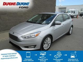 Used 2018 Ford Focus Titanium à Hayon for sale in Gatineau, QC