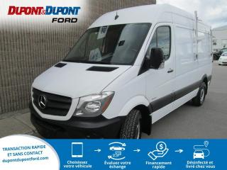 Used 2016 Mercedes-Benz Sprinter 2500 PA 144 po for sale in Gatineau, QC