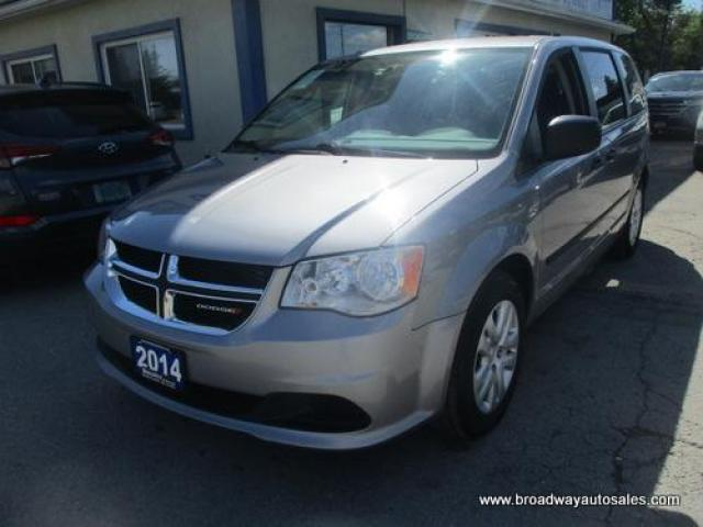 2014 Dodge Grand Caravan FAMILY MOVING SE EDITION 7 PASSENGER 3.6L - V6.. MIDDLE BENCH.. ECON-BOOST PACKAGE.. CD/AUX INPUT.. REAR STOW-N-GO SEATING.. KEYLESS ENTRY..