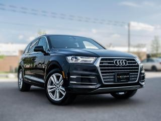 Used 2017 Audi Q7 3.0T Progressiv | NAV | BACKUP | PANOROOF | CLEAN CARFAX for sale in Toronto, ON
